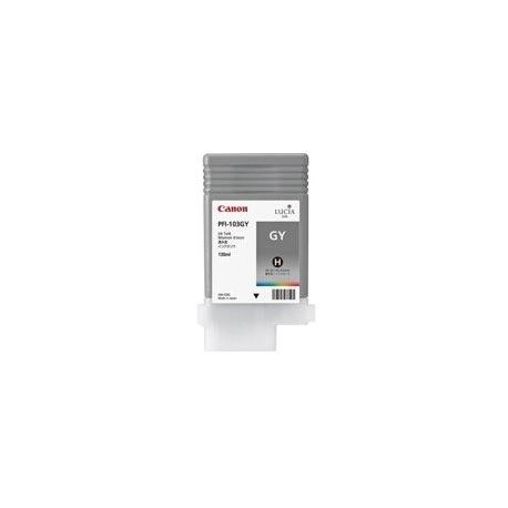 CARTUCHO CANON PFI-101GY GRIS IPF5000 IPF6000S