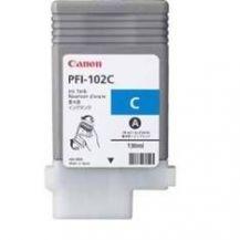 CARTUCHO TINTA CANON PFI-102 CIAN IPF500