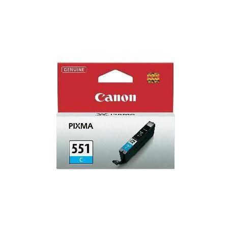 CARTUCHO TINTA CANON CLI-551 CIAN MG6350
