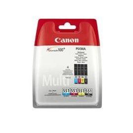 CARTUCHO TINTA CANON CLI-551 MULTIPACK