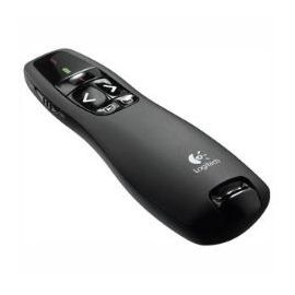 PROFESIONAL PRESENTER LOGITECH R400 WIRELESS PUNTERO