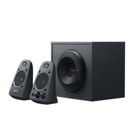 ALTAVOCES LOGITECH Z625 2.1 POWERFUL THX