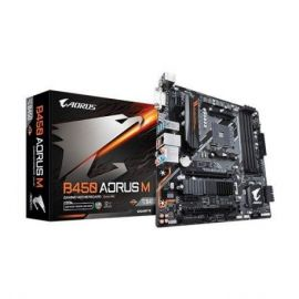 PLACA BASE GIGABYTE AM4 B450M AORUS