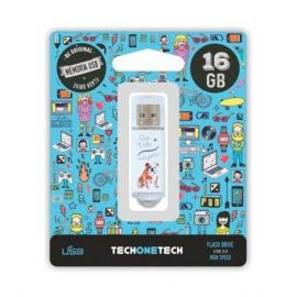 PENDRIVE 16GB USB2.0 TECH ONE